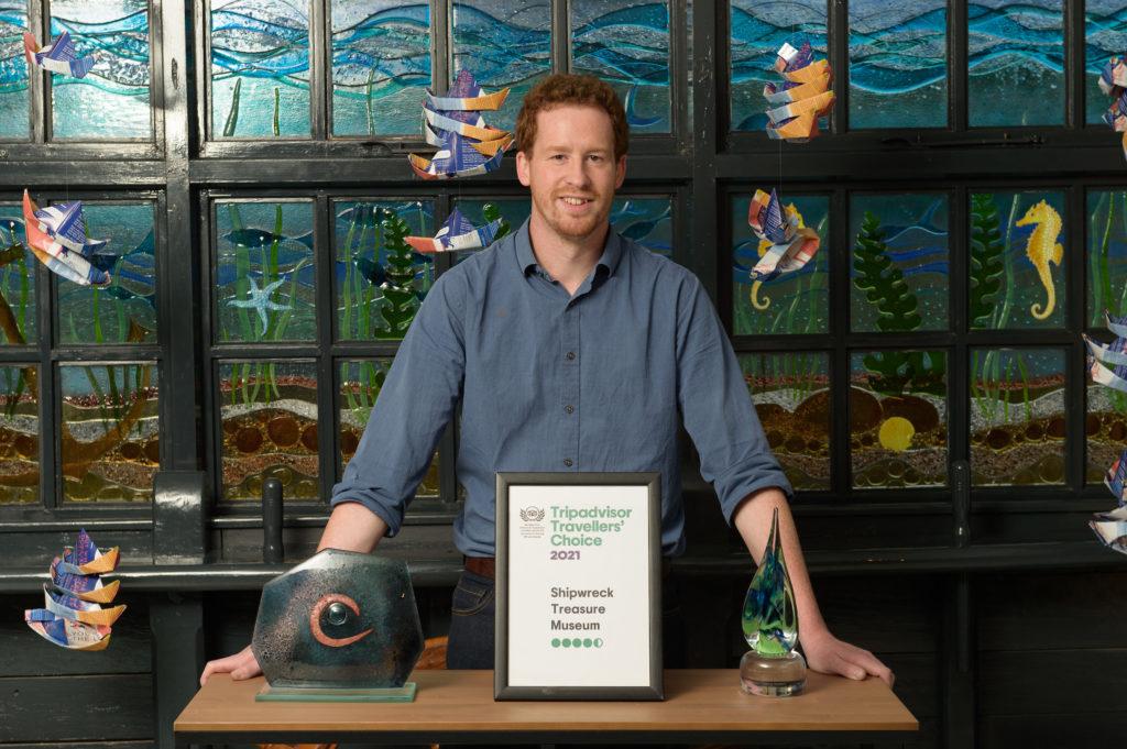 Shipwreck Treasure Museum wins 3 awards